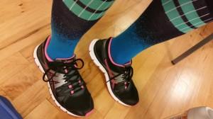 Knee High Gym Socks - I love them!